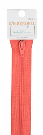 Kimberbellishments 16-Inch Coral Zipper KDKB116