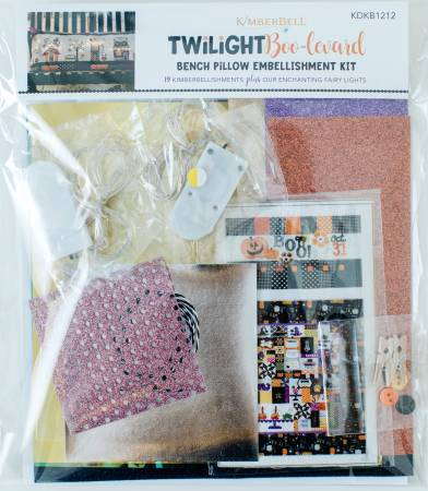KIMBERBELL- Twilight Boo-levard - Embellishment Kit