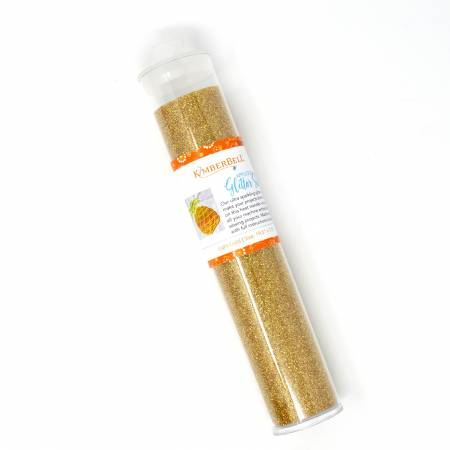 Applique Glitter Sheet Light Gold