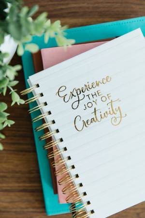 Experience The Joy Bullet Journal