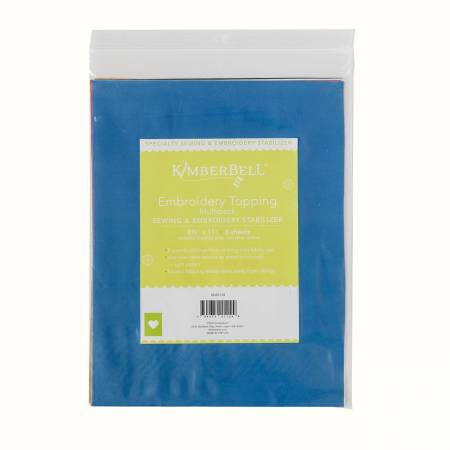 Embroidery Topping Multipack 8.5in x 11in