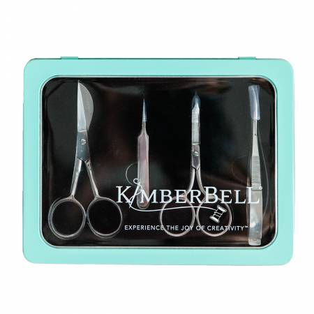 Deluxe Embroidery Tool & Scissor Set by Kimberbell