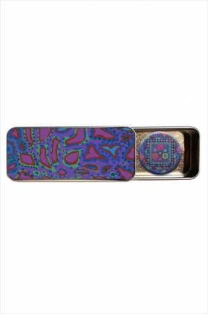 Kaffe Fasset Animal Purple Magnetic Needle Tin