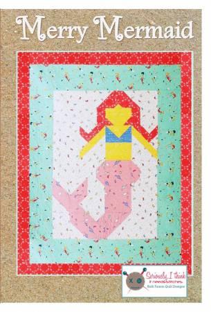 Merry Mermaid Pattern