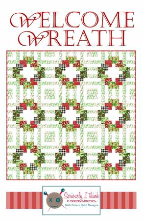 Welcome Wreath Quilt
