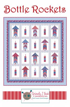 Bottle Rockets Quilt Pattern