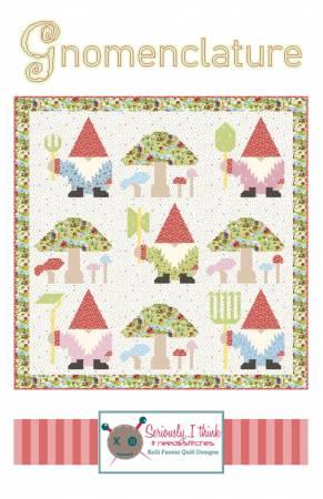 Gnomenclature Quilt Pattern