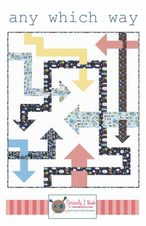 Any Which Way Quilt Pattern