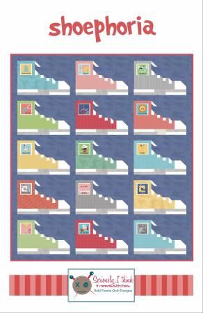 Shoephoria Quilt Pattern