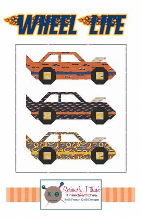 Wheel Life Quilt Pattern