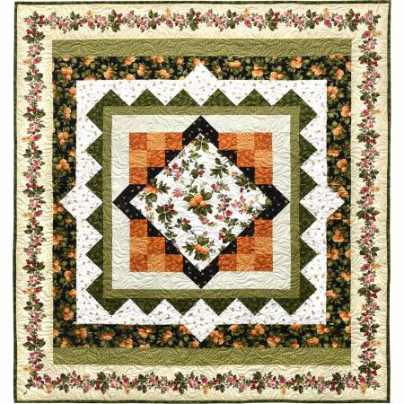 Quilt Kit - A Fruitful Life - 62in x 68in