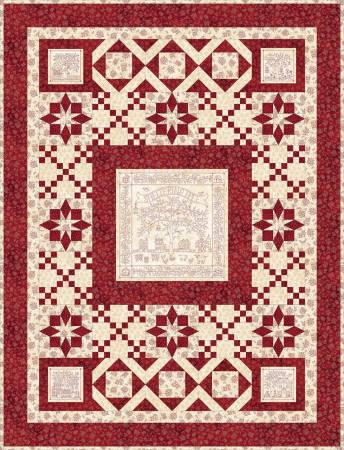 Connecting Home Quilt Kit