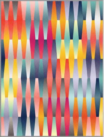 Hologram Quilt Kit , 54in x 66in
