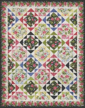 Garden Echo Quilt Kit
