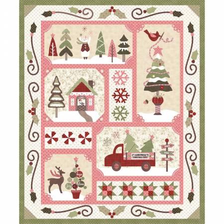 Sew Merry Kit Light, 60in x 71in