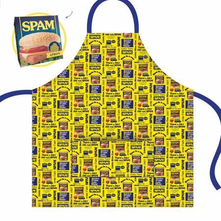 Spam Print Apron Kit