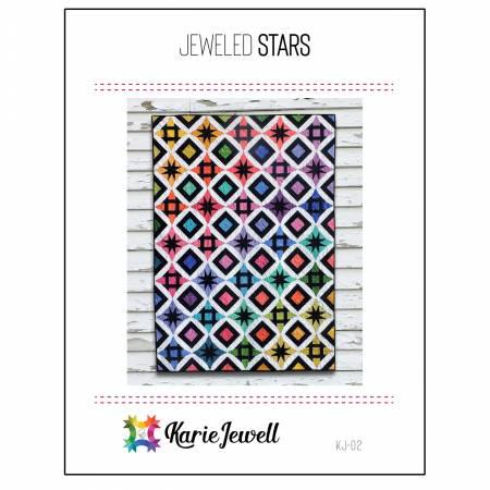 Jeweled Stars