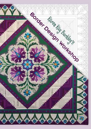 Karen Kay Buckley Border Design Workshop CD DVD