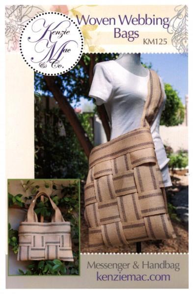 Woven Webbing Bag