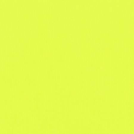 Kona Cotton in Acid Lime for Robert Kaufman