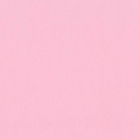Baby Pink - Kona Cotton Solid - K001-189