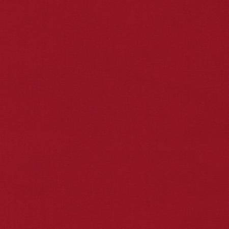 F-CB-ROK-SOL-18 Robert Kaufman-Solids -1480 Chinese Red
