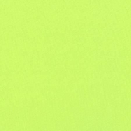 Key Lime  - Kona Cotton