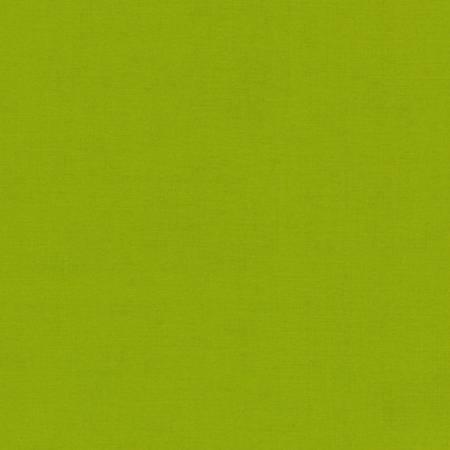 Kona Cotton in Lime by Robert Kaufman