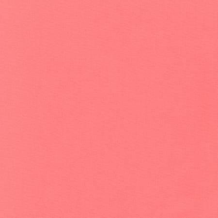 Kona Cotton Pink Flamingo yardage 2017 Color of the Year