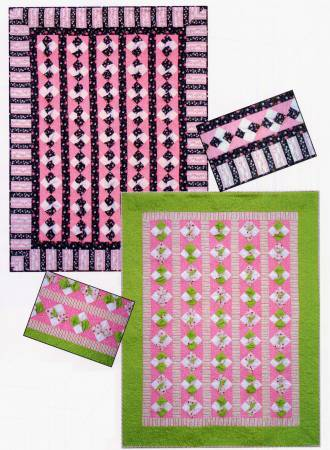 Karie Patch Designs - Fit To be Tied