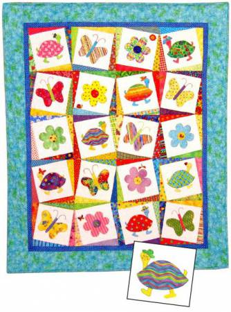 Karie Patch Designs - Topsy Turvy Turtles