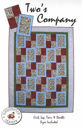 Karie Patch Designs - Two's Company