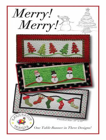 Merry! Merry! Pattern