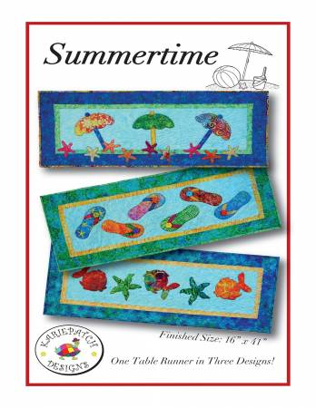 Karie Patch Designs - Summertime