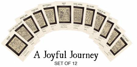 A Joyful Journey Pattern Set