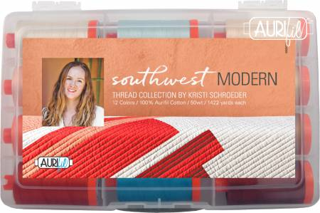 Southwest Modern Aurifil Thread