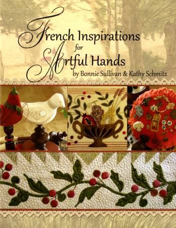 French Inspirations for Artful Hands - Softcover - KSFAH1101