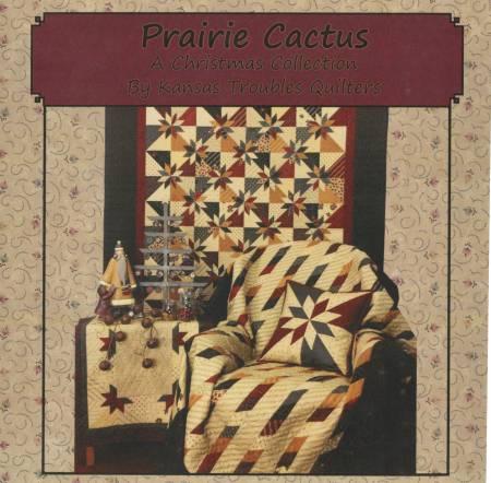 KT-16117 Prairie Cactus Pattern Book