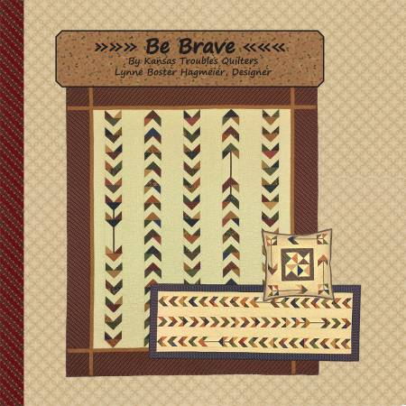 Be Brave Quilt Patterns