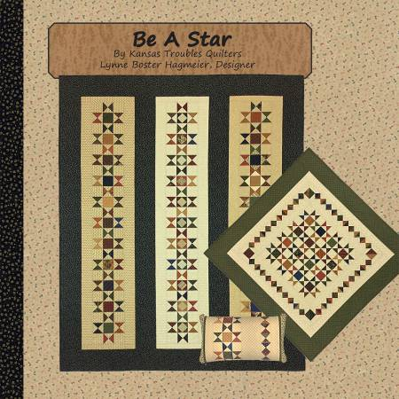 Be A Star Quilt Patterns