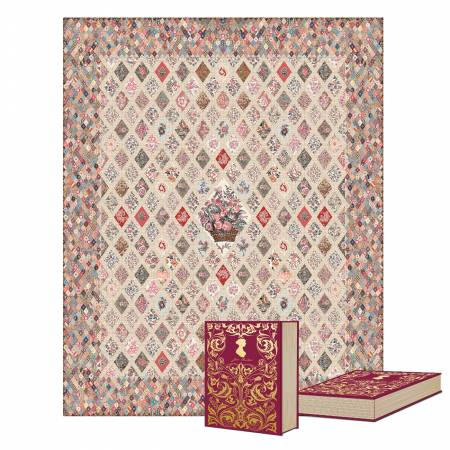 Jane Austen At Home Boxed Quilt Kit