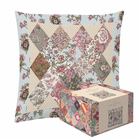 Jane Austen At Home Boxed Pillow Cover Kit