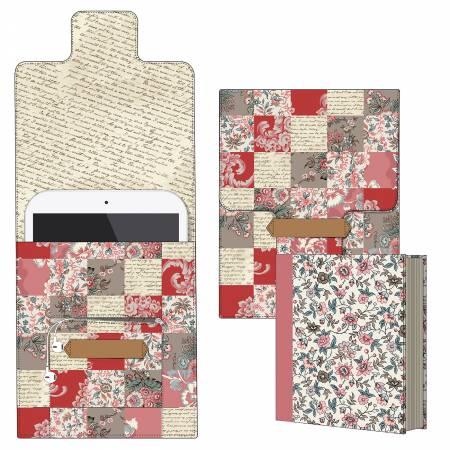 Jane Austen At Home Boxed E-Reader Case Kit