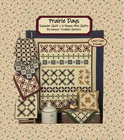Prairie Days Sampler Quilt