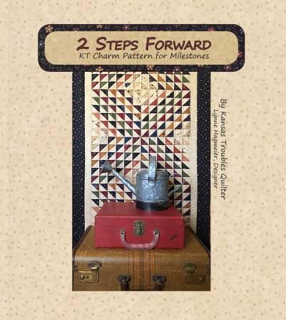2 Steps Forward