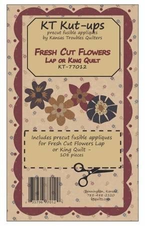 Fresh Cut Flowers KT Kut-Ups