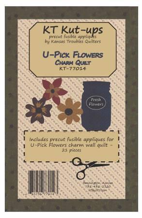 U-Pick Flowers KT Kut-Ups