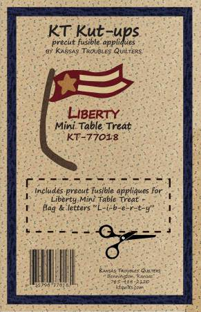 Liberty Mini Table Treat KT Kut-ups