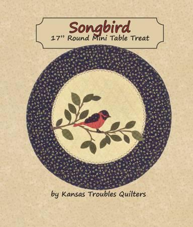 Songbird Mini Table Treat