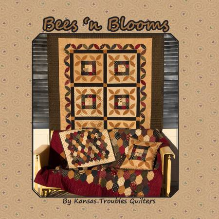 Bees 'n Blooms - Softcover